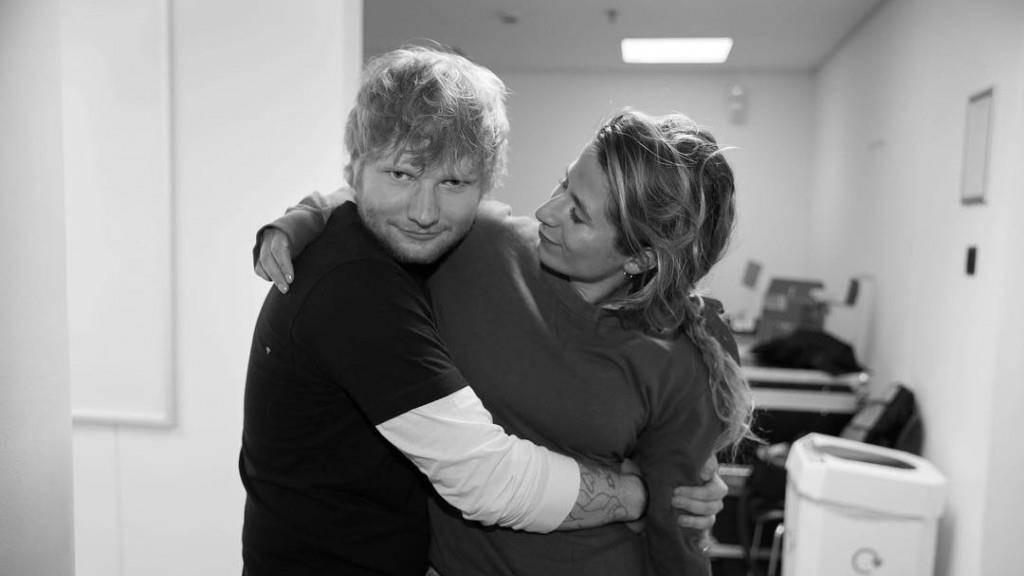 Ed Sheeran wird zum ersten Mal Papi
