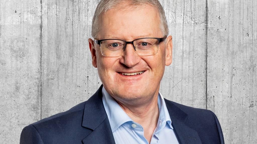 Kantonsrat Rolf Born soll die Luzerner FDP bei den Wahlen 2023 zum Erfolg führen.