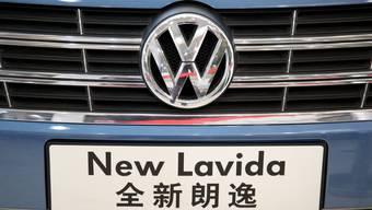 VW in China: Peking wünscht mehr E-Autos – die Deutschen spuren.