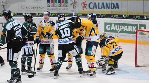 Das letzte Duell der beiden Mannschaften konnte der SC Langenthal mit 3:1 für sich entscheiden. Damals konnte der EHC Olten seine 1:0 Führung nicht ausbauen und wurde am Ende bitter bestraft.