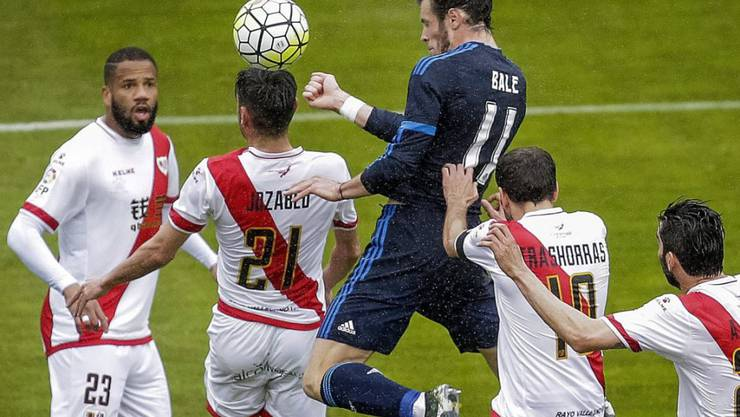 Gareth Bale sprang für den verletzten Cristiano Ronaldo in die Bresche und erzielte für Real Madrid zwei Tore