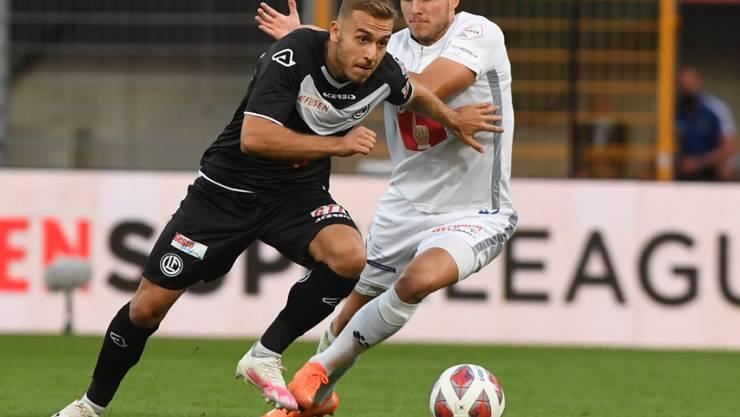 Der FC Lugano startete mit einem verdienten Heimsieg in die Meisterschaft