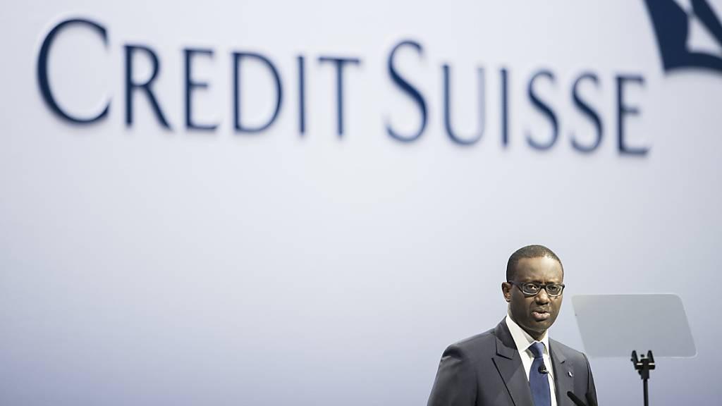 Credit Suisse verdoppelt Ergebnis dank Sondergewinn