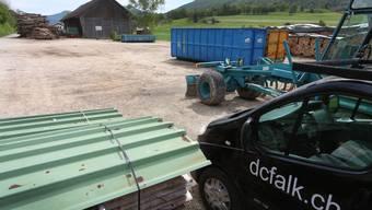 Diesen Platz beim Forstwerkhof können Delta- und Gleitschirmflieger auch künftig nutzen.