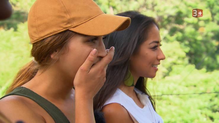 Auf Seda, Maria und Ana wartet im Dschungel eine Mutprobe.