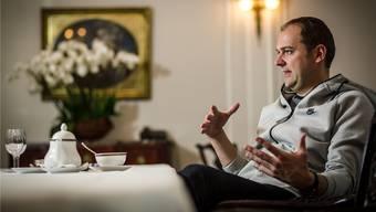 Mit dem Restaurant-Projekt in London kommt der Aargauer Daniel Humm seiner Heimat wieder näher.Chris Iseli