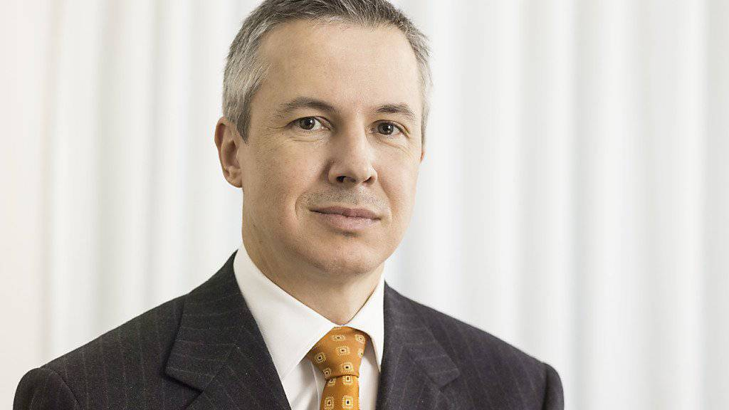 Plant weitere Übernahmen: Notenstein La Roche-Chef Adrian Künzi führt zurzeit viele Gespräche mit Konkurrenten. (Archivbild)