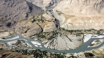 Berglandschaft in Tadschikistan (Symbolbild)