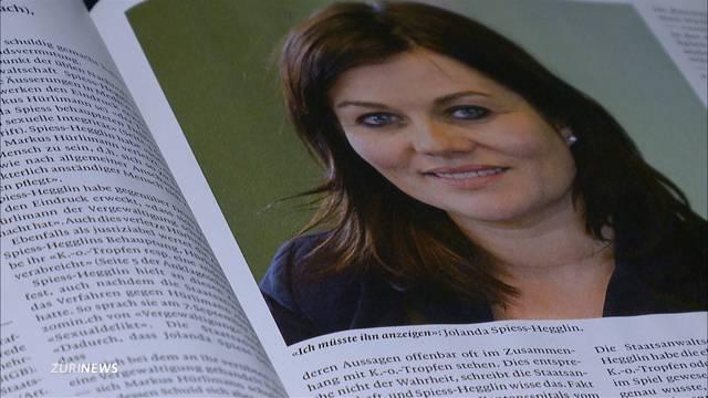 Staatsanwaltschaft klagt Spiess-Hegglin an
