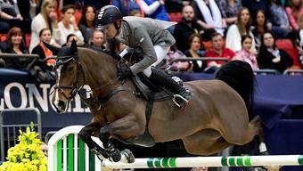 Noch ist nicht klar, mit welchem Pferd Pius Schwizer am Final in Las Vegas starten wird.