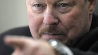 John Van Boxmeer ist mit Lausanne noch nicht im Schuss
