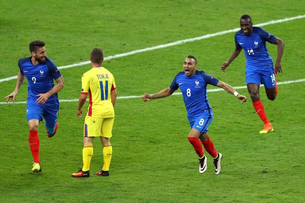 Frankreich - Rumänien (© gettyimages)