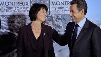 Der Frankophonie-Gipfel in Montreux ist eröffnet