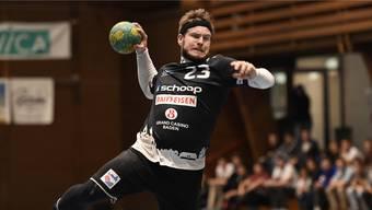 Spielmacher Philipp Seitle gehört zu den Leistungsträgern beim STV Baden.