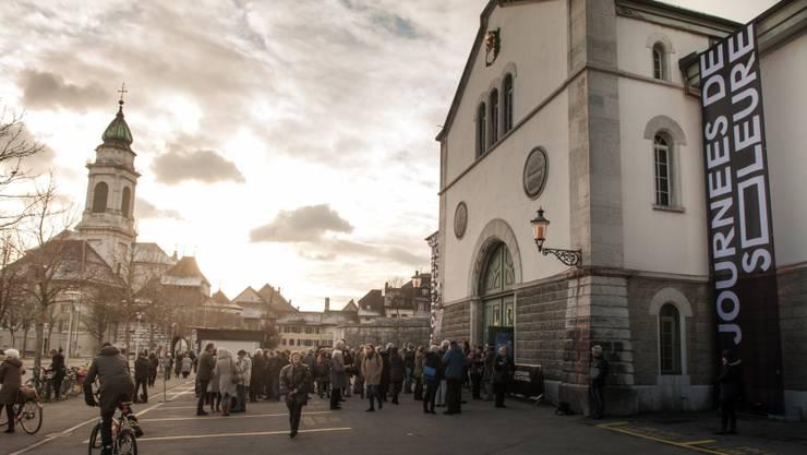 Letztes Jahr, an den 50. Solothurner Filmtagen, betrug die Eintrittszahl 68 127.