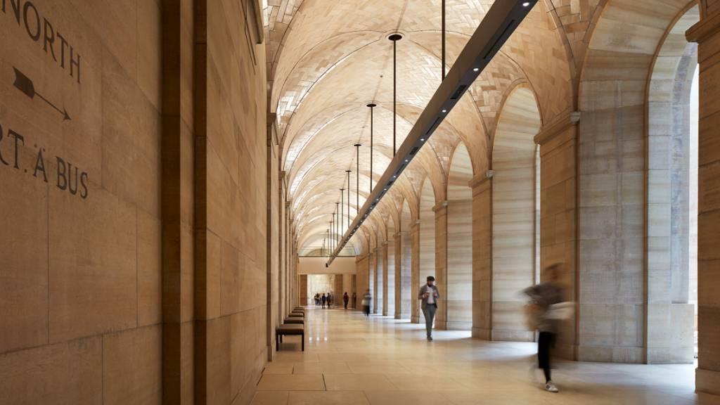 Philadelphia Museum of Art von Star-Architekt Gehry umgebaut