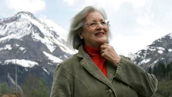 Sie war ein Vorbild für unzählige Radiojournalisten in der Schweiz: Elisabeth Schnell. Mit ihrer Stimme prägte sie den Schweizer Rundfunk.