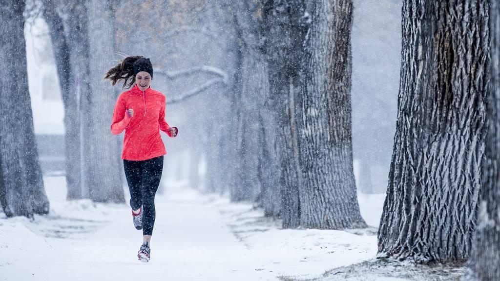 Deshalb ist Joggen bei eisiger Kälte gefährlich