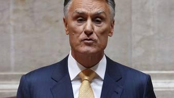 Staatspräsident Anibal Cavaco Silva liess Parteien entscheiden (Archiv)