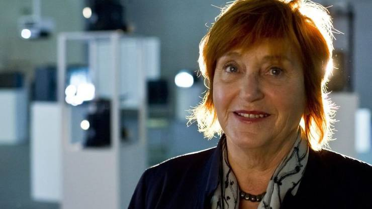 Die österreichische Künstlerin Valie Export, hier 2011 im Kunsthaus Bregenz, erhält den Roswitha Haftmann-Preis 2019. (Archiv)