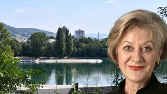 Susanne Leutenegger Oberholzer wird wieder politisch aktiv. Jetzt setzt sie sich für eine neue Quartierplanung in Augst ein.