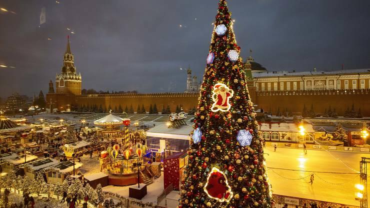 Weihnachtsbaum Tradition.Es Ist Doch Nicht Alles So Schlecht Fünf Geschichten Aus Der Welt