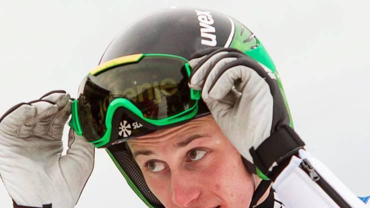 Peter Prevc schaut den Österreichern hinterher