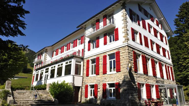 Kurhaus Balmberg