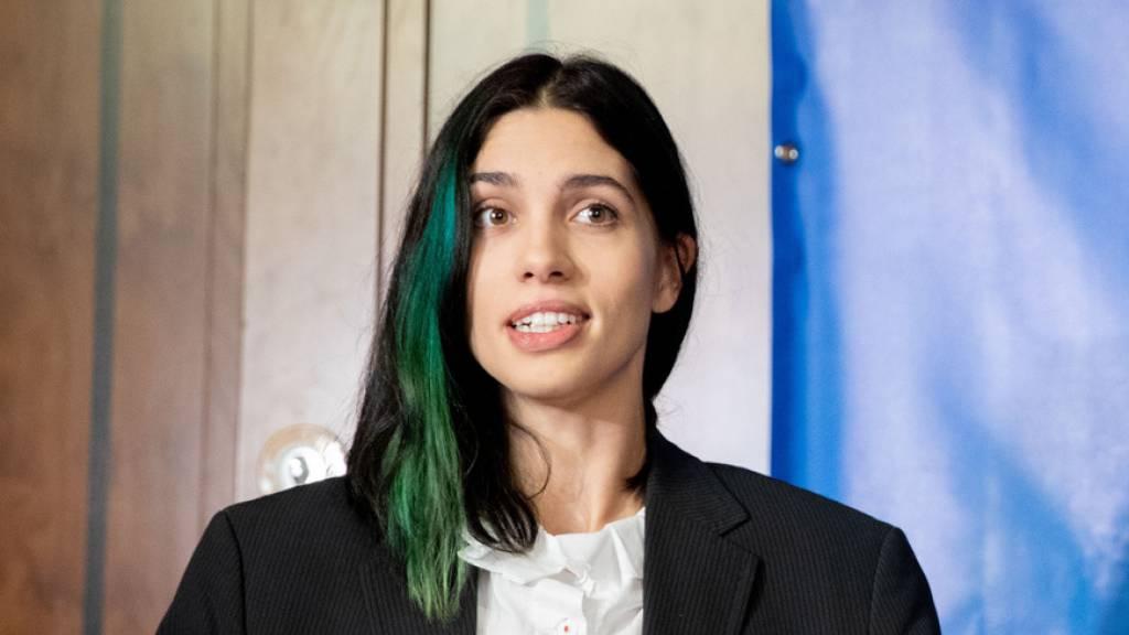 Pussy-Riot-Frau zieht aus Politik Kraft für Kunst