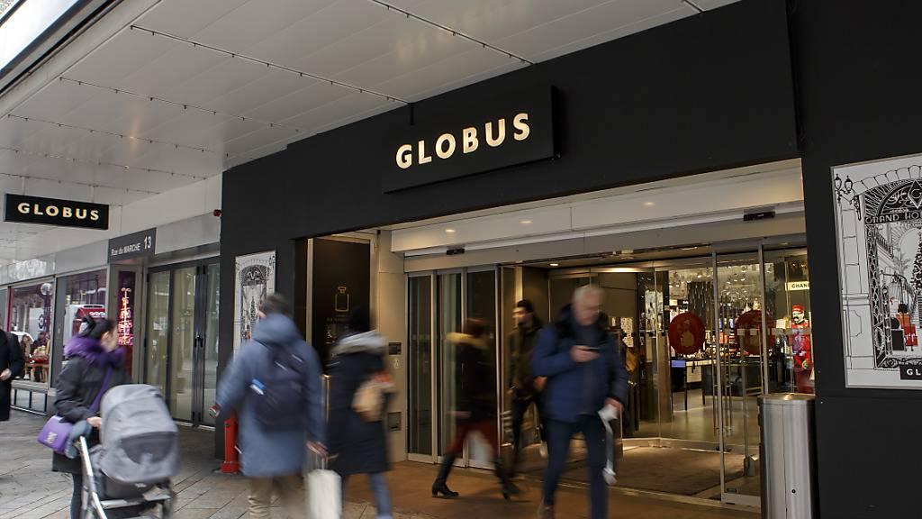 Globus-Gruppe mit erneutem Umsatztaucher
