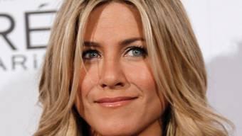 Grosszügiger zu sich selber: Jennifer Aniston (Archiv)