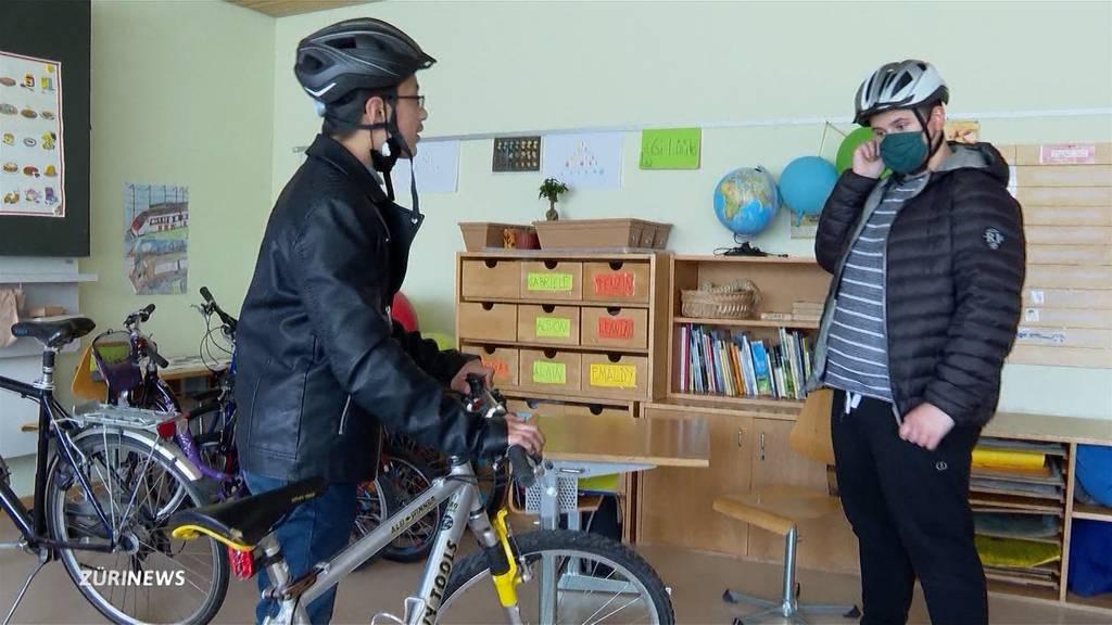 Nach Velo-Klau: Happy End für Heilpädagogische Schule Küsnacht