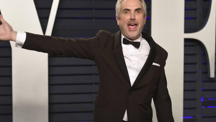 Keine Bücher, keine sozialen Medien: Der mexikanische Regisseur Alfonso Cuarón will nach dem Oscar-Stress erstmal ausspannen. (Archivbild)