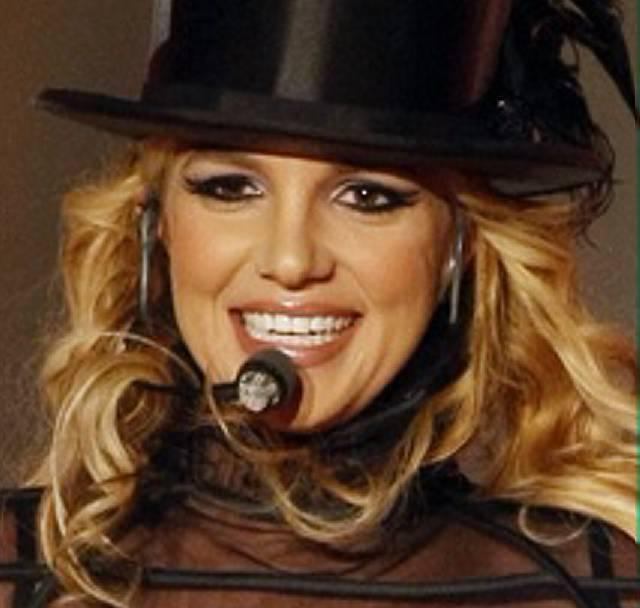 Britney Spears' Auftritt im Zürcher Hallenstadion