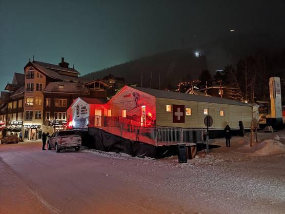 Das «House of Switzerland»