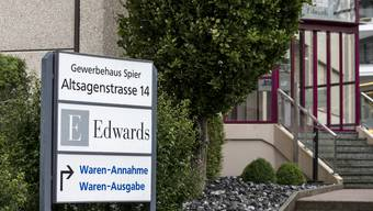 Das Medizintechnikunternehmen Edwards Lifesciences kehrt Horw den Rücken.