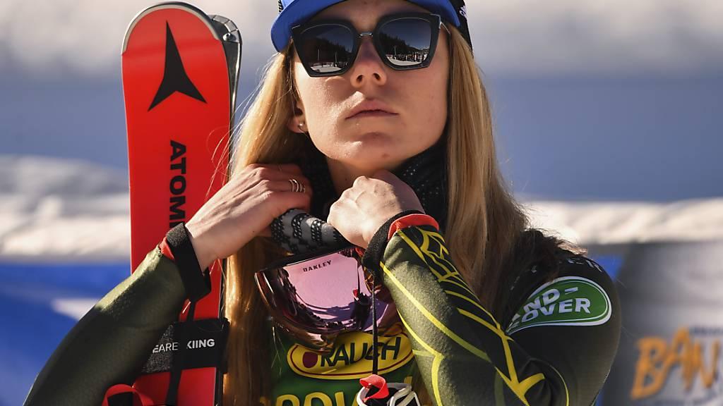 Mikaela Shiffrin kehrt gut sechs Wochen nach ihrem Sieg in Bansko in den Weltcup zurück