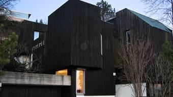 Die Villa des Architekten Hans Demarmels in Geroldswil