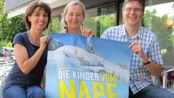 Alice Schmid ist die Regisseurin des erfolgreichen Schweizer Films «Die Kinder vom Napf».