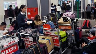 Mehr Zeit zum Reisen und Geld ausgegeben: Chinesen können zum 1. Mai gleich mehrere Tage freinehmen. (Themenbild)