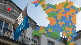 Regierungsratswahlen im AG