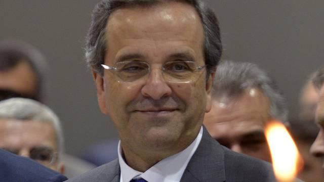 Griechenlands Regierungschef Samaras