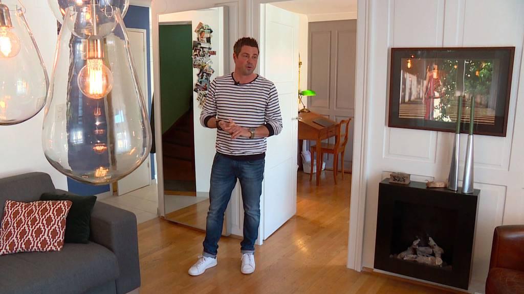 Raffaele (45) zeigt «sis Dihei»