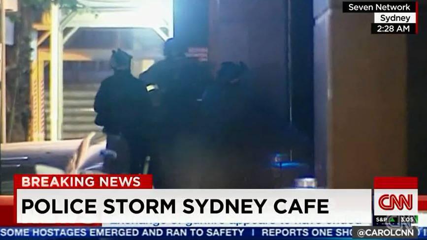 Geiselnahme in Sydney: Motiv des Täters unklar