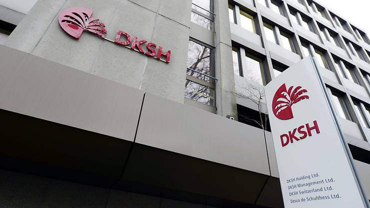 DKSH mit Gewinnrückgang (Archivbild)