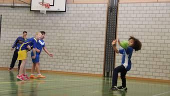Streethandballturnier vom Schulsport Limmattal