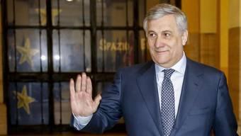 Der «Farblose»: Marschiert Antonio Tajani an die Spitze der Regierung?