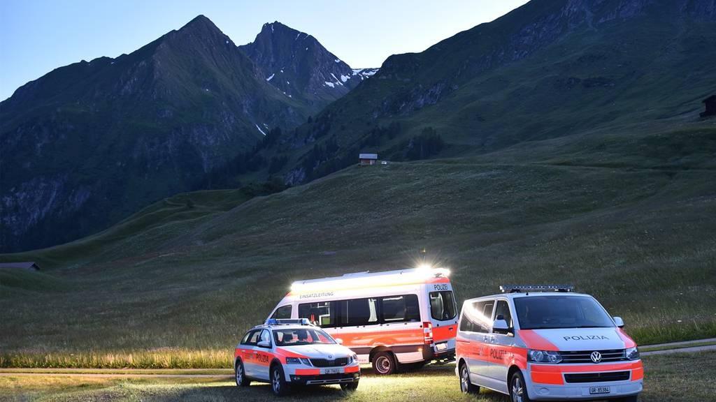 Ein 39-jähriger Bündner starb während einer Wanderung unterhalb des Unterhorns.