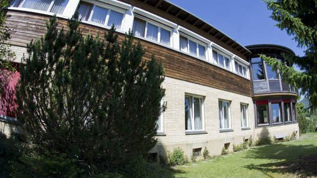 Ehemaliges Kinderheim in Mümliswil (Archiv)