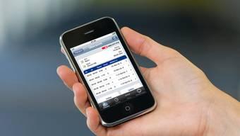 Billetts übers iPhone werden immer beliebter, nur gab es heute vorübergehend keine